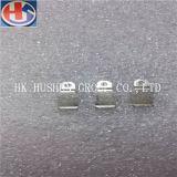 Terminal de bronze da elevada precisão quente da venda usado para o interruptor de balancim (HS-RS-002)