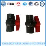 물 미터, Dn15-40mm를 위한 금관 악기 통제 유형 공 벨브