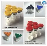 Peptides Gevriesdroogde Hormoon Tesamorelin van het Poeder voor Bodybuilding