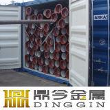 Métro station de pompage de l'industrie des pipelines en fonte ductile tuyau en fonte