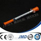 Insulin-Spritze mit Nadel