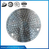 OEM 빗물 배수장치를 위한 맨홀 뚜껑을 잠그는 정연한 무쇠