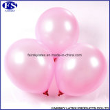 20のカラー真珠カラーの金属気球