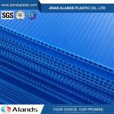 Doublures en plastique ondulées de palette de polypropylène