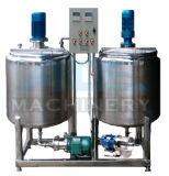 Réservoirs de stockage de shampooing d'acier inoxydable avec le chauffage et le mélange (ACE-JBG-CB)