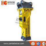 Precio barato Hmb martillo rompedor hidráulico de la serie