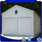 Estruturas fáceis do projeto da luz de segurança da instalação do baixo custo para a garagem