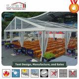 30X50m impermeável ao ar livre transparentes tendas para 1.500 pessoas parte de capacidade