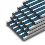 Escalier de garniture intérieure de carborundum flairant des bandes/flair en aluminium d'escalier anti glissade