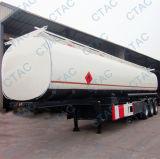 반 세 배 차축 연료 탱크 트레일러