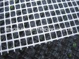 acoplamiento Alcalino-Resistente de la fibra de vidrio de 160G/M2 4X4 5X5m m