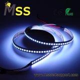 Ws2812/2811 RGB endereçável 5050 5V Fita LED flexível
