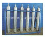 GF105A Hochgeschwindigkeitslatex-Röhrenfilterglocke-Zentrifuge