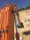 Excavatrice fonctionnante utilisée par chenille hydraulique Doosandh300LC-7 2011