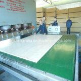 Машина меламина доски частицы бумажная прокатывая