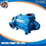 De centrifugaal Horizontale Meertrappige Pomp van het Water van de Elektrische Motor Duidelijke