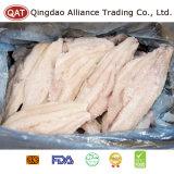 Filet de poissons Salted congelé par qualité