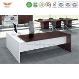 Moderner MDF-Büro-Schreibtisch-Ecken-Computer-Tisch