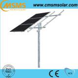 Земной кронштейн разрешений системы установки панели солнечных батарей