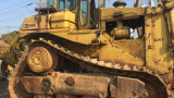 Utilisé Bulldozer Caterpillar D8r, peinture originale
