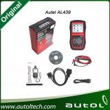 100% Original Autel Al 539 Outil de diagnostic Al539 Obdii et outil de test électrique Al539 Mise à jour en ligne Autel Autolink Al539