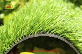 Natürliches Aussehen-künstliches Gras für Fußball oder Fußball