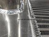 Dispositivo di raffreddamento di aria di alluminio personalizzato della carica di piatto e della barra