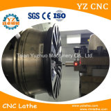 Hecho en máquina de la rueda del corte del diamante de China y del torno de la reparación del borde