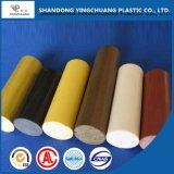 De kleurrijke Plastic Staaf van de Staaf PTFE van de Vezel van de Koolstof Teflon