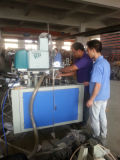 CE aprovou a máquina da luva de cone de sorvete