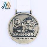 Médaille de bronze antique en alliage de zinc de l'aperçu gratuit 3D Suzuki Greenrun