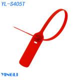 Conception d'impression de sécurité OEM joint en plastique pour l'expédition du transport Utilisez (YL-S405T)