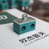 Le collier du tuyau de la série TWIN (DIN3015 partie 3) (PP Twin série avec le haut et en acier inoxydable de base)