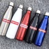 500ml en acier inoxydable à double paroi de la Houle Cola Tumbler Sport bouteille d'eau de la Houle