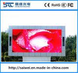 Quadro comandi esterno di alta risoluzione del LED di colore completo IP65 P8