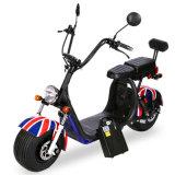 2000W Harley Motociclo eléctrico com luz de LED