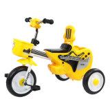Triciclo del bambino del blocco per grafici d'acciaio del giocattolo del gioco dei capretti