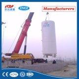 Tanque de armazenamento líquido de Lin do Lar criogênico do Lox de GNL