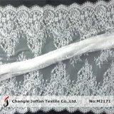 Горячая ткань шнурка платья венчания сбывания (M2171)