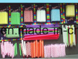 Birthday Party Stick pilier cannelé bougies Maker Machine