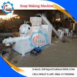 100-200kg/h Exportador de máquinas de sabão de Vácuo