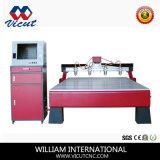 Gravura de máquinas CNC para trabalhar madeira máquina de controlo CNC CT-1525W-4h