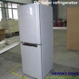 DC холодильник замораживателя холодильника 12 вольтов используемый горизонтальный