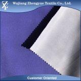 Vedante impermeável funcional 100% poliéster esticado branco TPU tecido laminado