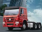 Cavalo-força do caminhão Zz4257n3247A 336 do caminhão 336HP/China do trator de Sinotruk HOWO 6X4