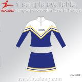 Таким образом Healong дизайн одежды Custom Cheerleading форменную одежду для девочек