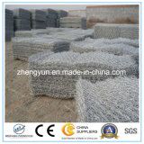 Feito na China Gabion Box Hexagonal Galvanized Gabion