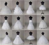 페티코트 크리놀린 야단법석에 의하여 층이 되는 Hooped 페티코트 (HD-0125)를 Wedding 도매 신부 부속품