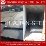 Placa de aço de estrutura de edifício do material Q235B