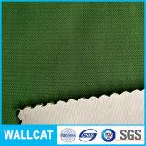 20s tejido liso de prenda de ropa de tejido de algodón y el revestimiento